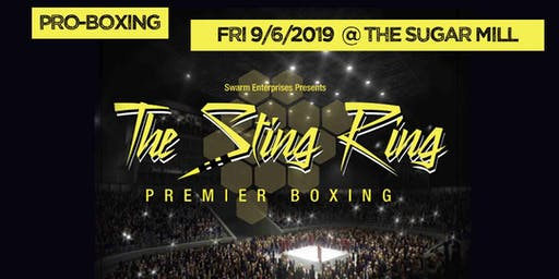 Swarm Enterprises Presents Sting Ring