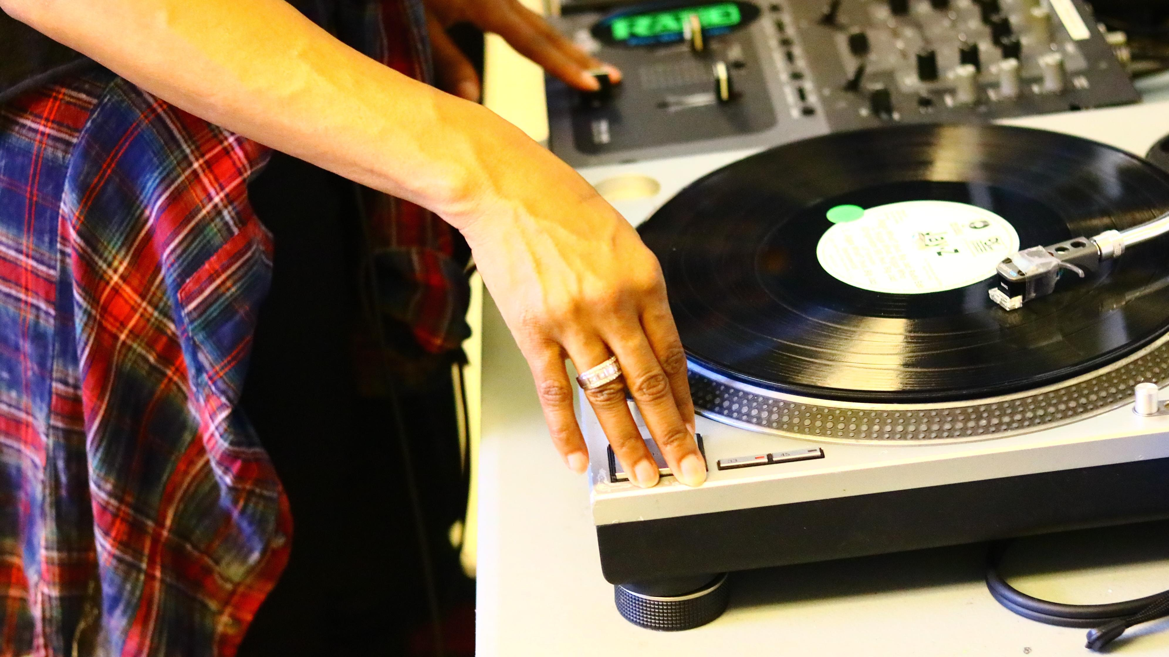 The Institute of Hip-Hop (Adult DJ Classes)