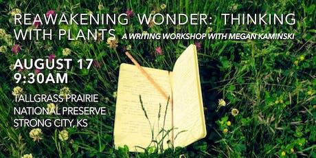 Reawakening Wonder: A Writing Workshop with Megan Kaminski tickets