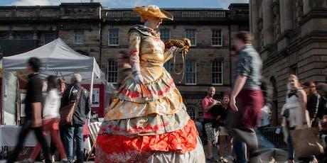 Photography Experiences - Edinburgh Fringe Walking Tour (2019) tickets