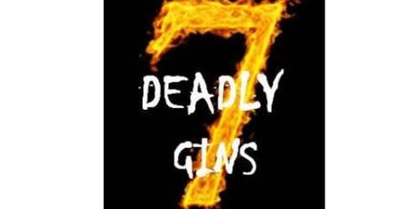 THE SEVEN DEADLY GINS tickets