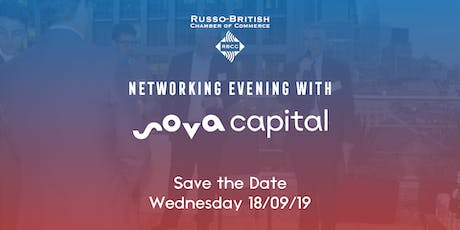 RBCC Network Evening with SOVA Capital  tickets