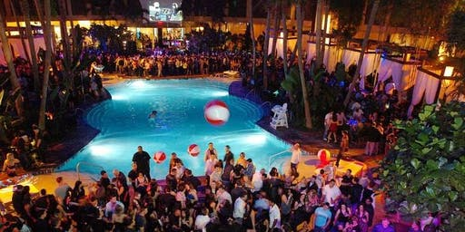 Labor Day Weekend Harrahs Pool Party 2019