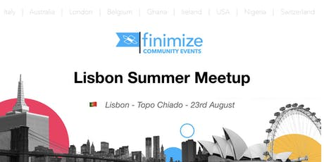 #FinimizeCommunity presents: Lisbon Summer Meetup tickets