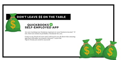 Quickbooks Self - Employed App