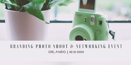 Branding & Photo Shoot, Live TV Show Recording & Networking Event tickets