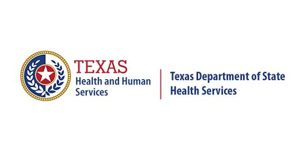 Image result for texas dept of state health services