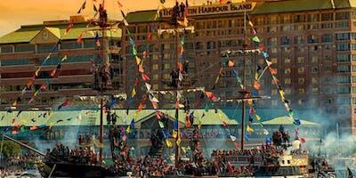 Das 1. Piratenfest in München