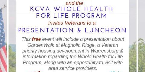 Veteran Priority Housing and the Whole Health for Life Program