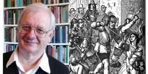 'Cromwell and Ireland': a talk by Professor John Morrill