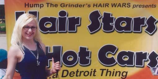 "Hair Wars presents ""Hair Stars & Hot Cars"""
