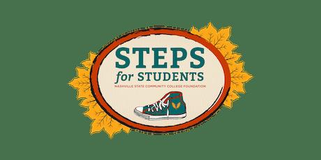 Steps for Students 6k Fun Run & Walk tickets