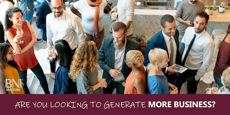 BNI Dartford | Business Referral Group tickets