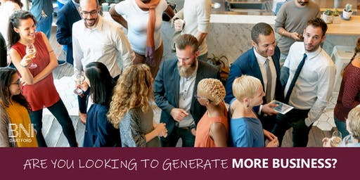 BNI Dartford | Business Referral Group