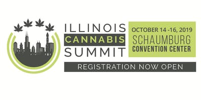 Illinois Cannabis Summit: 2-Day Full Access . Tues, Oct 15 - Wed, Oct 16