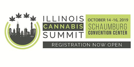 Illinois Cannabis Summit: 2-Day Full Access . Tues, Oct 15 - Wed, Oct 16 tickets