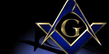 Tour of Sligo Masonic Hall - Culture Night '19 tickets