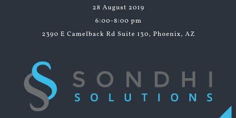 Summer Mixer - Sondhi Solutions