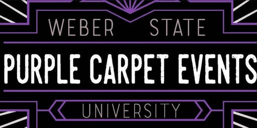 Fall 2019 Purple Carpet Event for Prospective Students