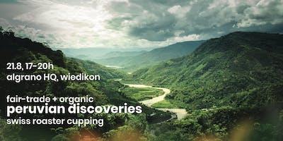 Peruvian Discovery Cupping @ algrano HQ