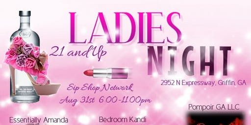 LADIES NIGHT- 21 to Enter