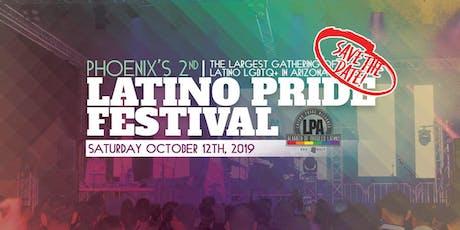 2nd Annual Latino Pride Festival tickets