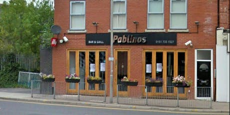 Pablinos Bar And Grill Psychic Night 16th September 2019 tickets