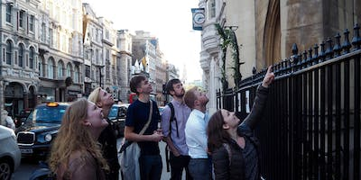 Look Up London Walking Tour Vouchers 2019/2020