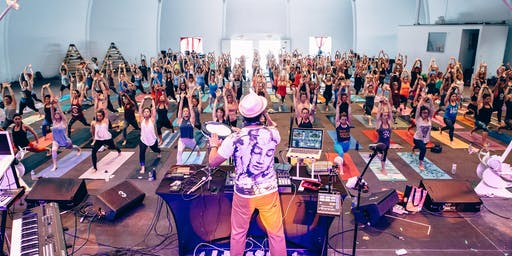 Geode Yoga + Fitness with Yoga SOUND VOYAGE featuring DJ Taz Rashid