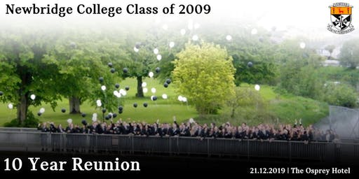 Newbridge College Class of 2009 Renunion