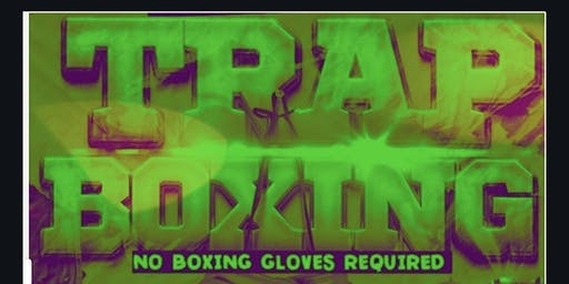 G L O W in the D A R K TRAP BOXING BOOTCAMP with DawsonFit