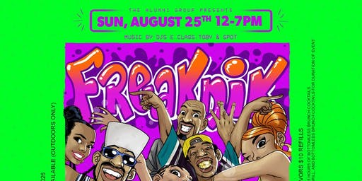 Everybody Loves The 90's Brunch & Day Party - Freaknik Edition