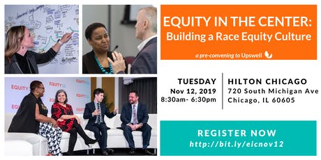 Equity in the Center: Building a Race Equity Culture tickets