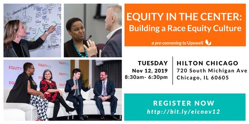 Equity in the Center: Building a Race Equity Culture