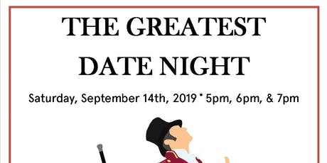 The Greatest Date Night tickets