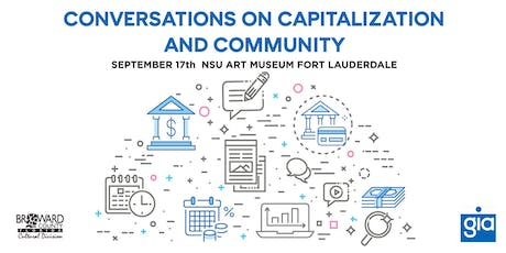 Grantee Session: Conversations on Capitalization and Community Workshop tickets