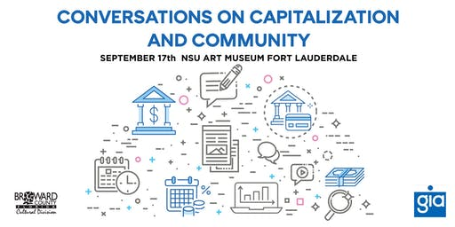 Grantee Session: Conversations on Capitalization and Community Workshop