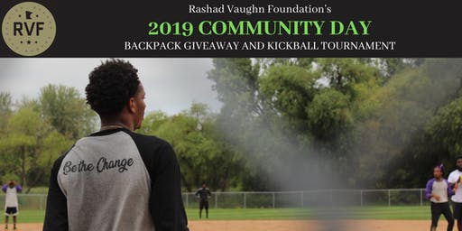 The Rashad Vaughn Foundation's 2019 Community Day