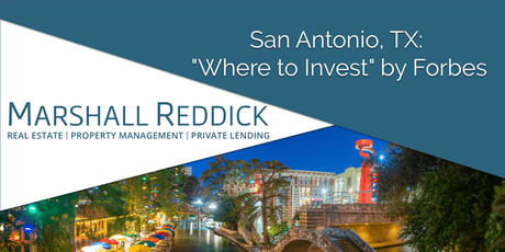"San Antonio, TX: ""Where to Invest"" by Forbes tickets"