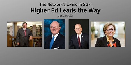 Living in SGF: Higher Ed Leads the Way bilhetes
