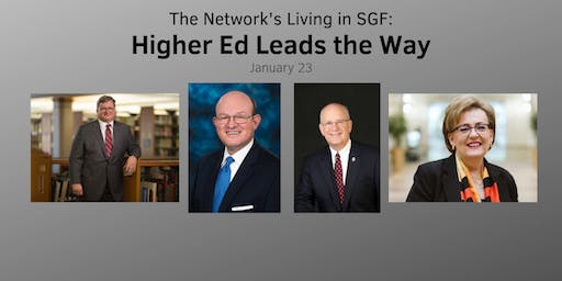 Living in SGF: Higher Ed Leads the Way
