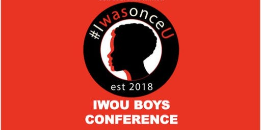 #IWOU BOYS CONFERENCE 19