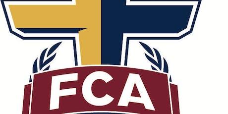 Edgefield / Saluda FCA Dinner tickets