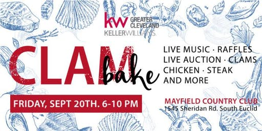 KW Cares Clambake