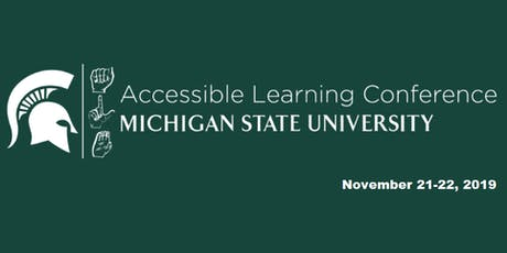 5th Annual Accessible Learning Conference (ALC) tickets