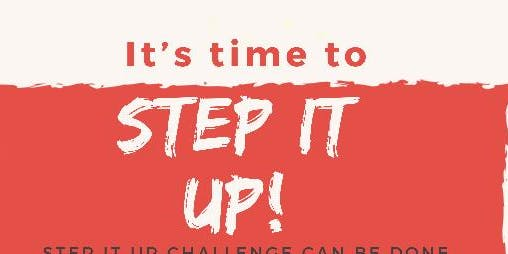 Better Habits Clinic's Step up Challenge