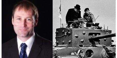 'Churchill and Cromwell': a Talk by Allen Packwood tickets