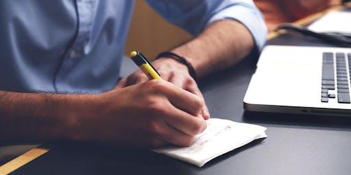 Write Now Workshop