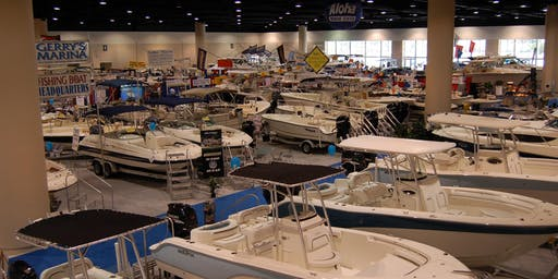 Daytona Boat Show - September 2019