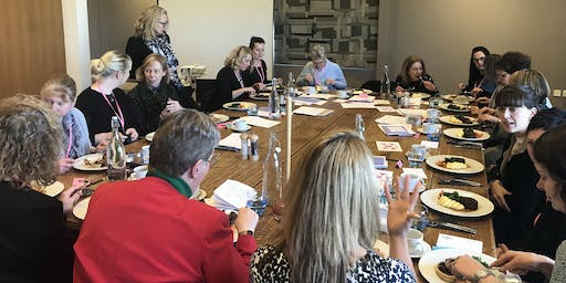 WOMEN IN BUSINESS NETWORK IPSWICH - SEPTEMBER MEETING